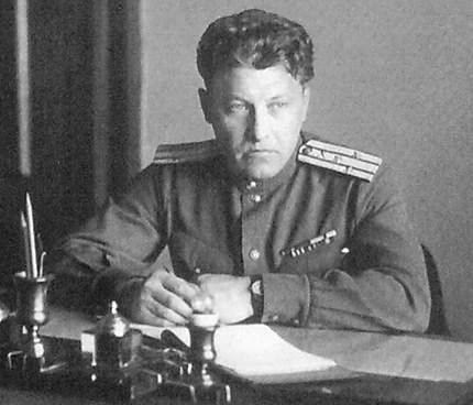 Маркелов Григорий Иванович. Директор Мотозавода 1942 - 1947 гг.