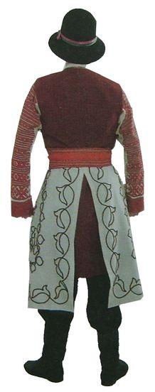 Праздничная мужская одежда фото. Карлыганские удмурты. Удмуртская народная одежда.