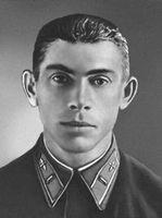 Гастелло Н.Ф. Герой Советского Союза.
