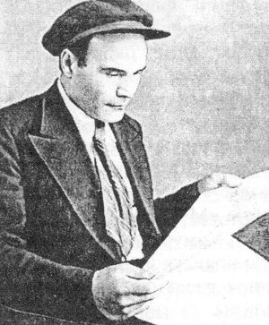 Петров Михаил Петрович. Удмуртский писатель.