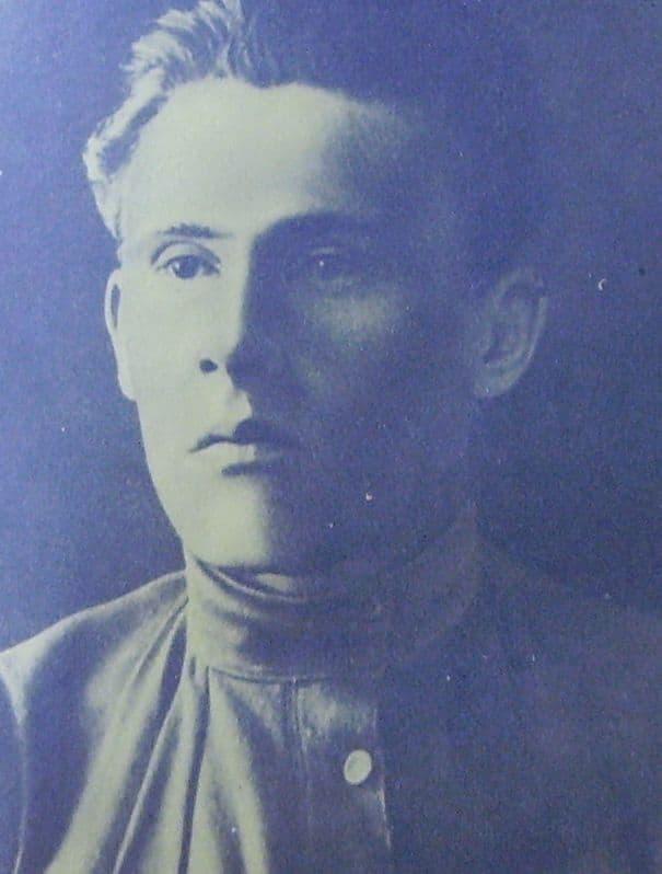 Барышников Степан Павлович, фотография.