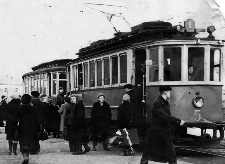 Ижевск. Трамвай №1. Ижевск.