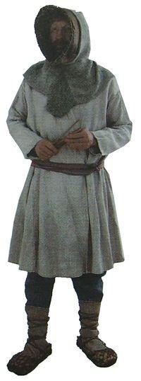 Костюм пчеловода. Удмуртская народная одежда.