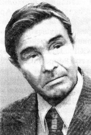 Народный поэт Удмуртии Николай Семёнович Байтеряков.
