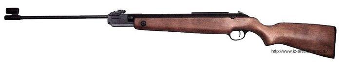Охотничья пневматическая винтовка  МР-513М