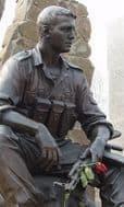 Памятник погибшим в локальных войнах, памятник афганцам Ижевске.