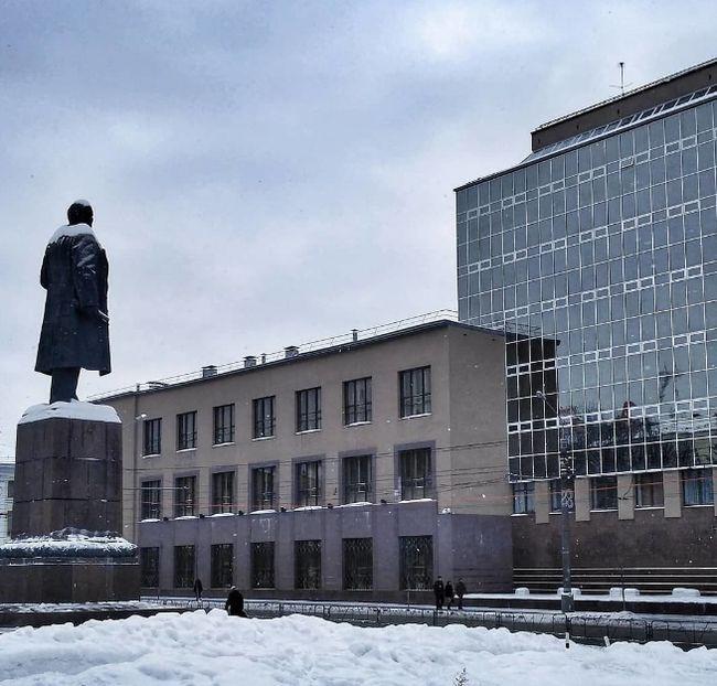 Национальный банк Удмуртской Республики Фото: 2018 год