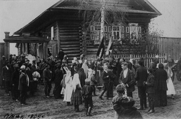 Старообрядчество в Удмуртии. 1909 год.