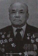 Никулин Александр Семёнович. Герой Советского Союза. 21.7.1918-6.3.1998. Почётный гражданин города с 1994 года, Герой России.
