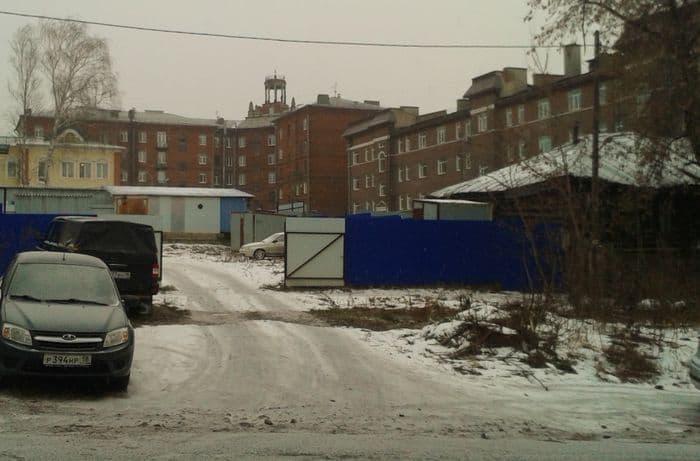 Дом №45 по ул. Горького Ижевск. 2019 г.