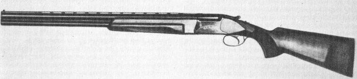 Охотничье ружье Иж-27Е-1С.