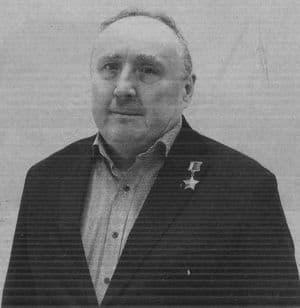 Чухланцев Валерий Николаевич Герой РФ.