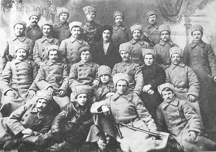 Союз фронтовиков Ижевского Завода в 1917-1918 гг.
