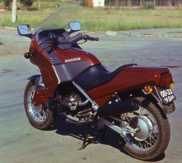 Мотоцикл Иж-Вега. Ижевск.