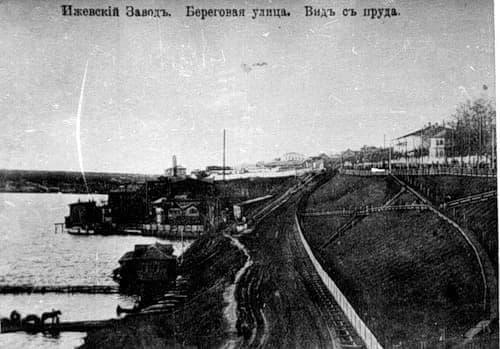 Улица Береговая Ижевск