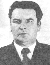 Шульга Б.Н. - 1-й ректор УдГУ.