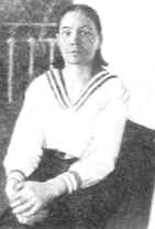 Дарья Чайникова - жена Кузебая Герда.