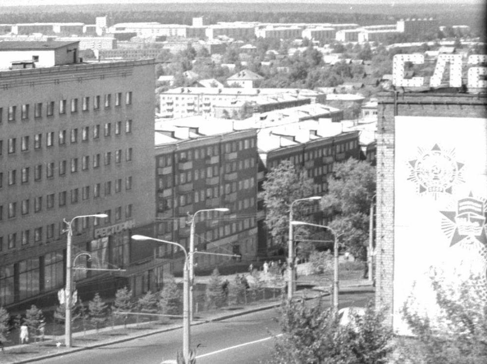 Гостиница Центральная быв. Ижевск.