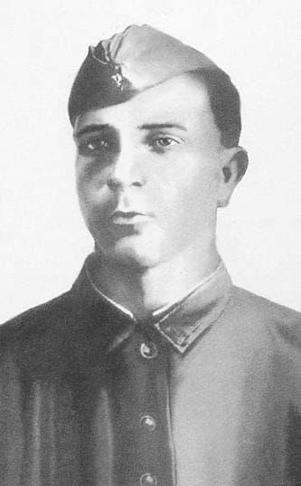 Краев Владимир Павлович - Герой Советского Союза.