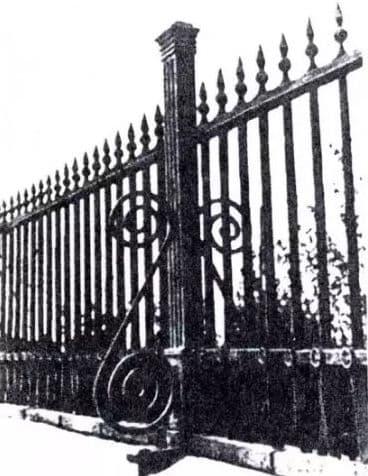 Николаевская ограда. Ижевск.