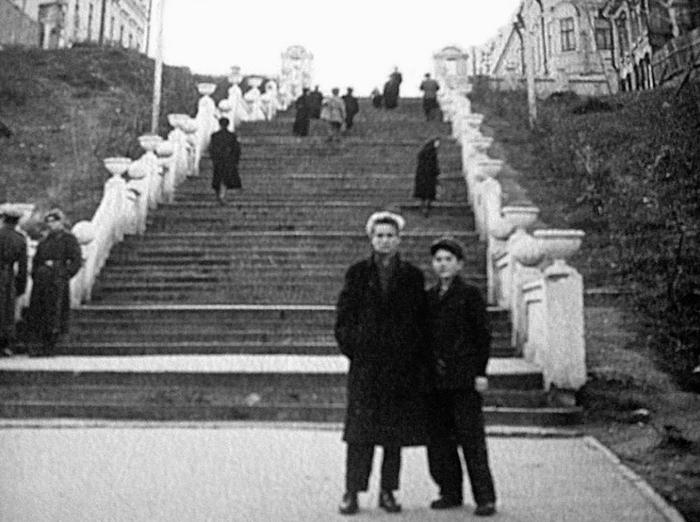 Улица Горького. Сарапул.
