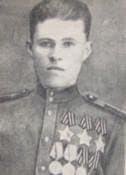 Пермяков Алексей Назарович - полный кавалер ордена Славы (три ордена Славы), житель Удмуртии.