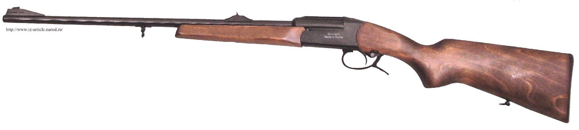Ружьё ИЖ-18МН. Производились на Ижевском механическом заводе (№622).