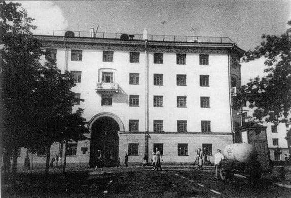 Советская дом №9 Ижевск.