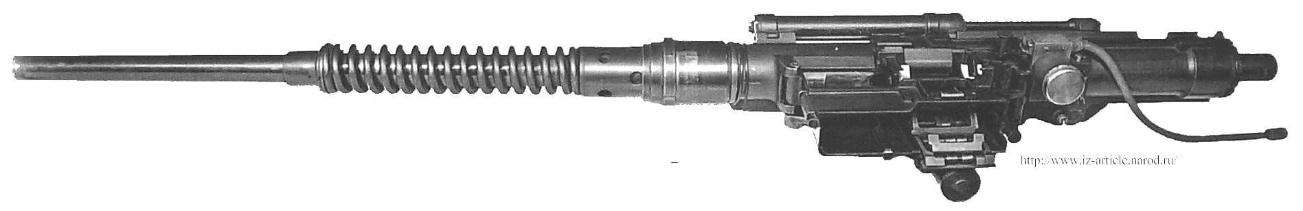 37 мм авиационная пушка Н-37 Нудельмана, оружие Ижевска.