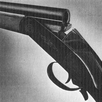 Одноствольные ружья ИЖ-18. Производились на Ижевском механическом заводе (№622).