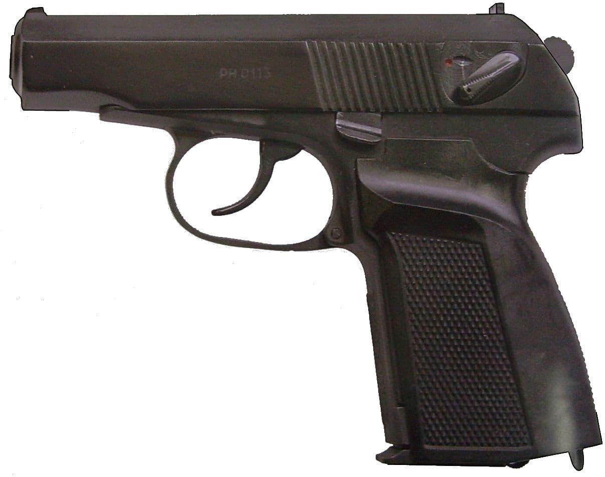 Пистолет Макарова модернизированный (пмм), Ижевск.