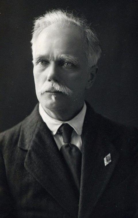 Выдающийся архитектор Вятской губернии Иван Аполлонович Чарушин.