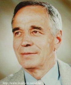 Берш Петр Петрович