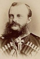 Михаил Николаевич Романов, великий князь, генерал фельдцейхмейстер.