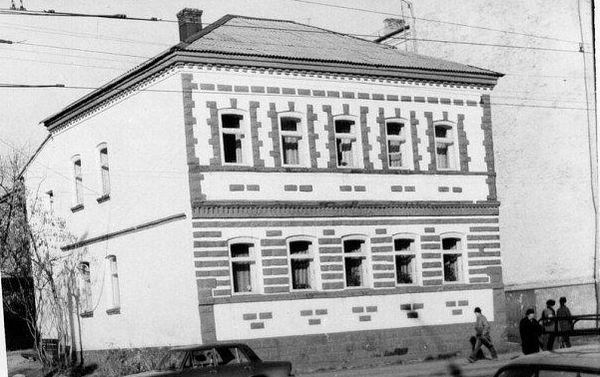 Дом чиновника И.Л.Васильева Ленина 15 Ижевск.