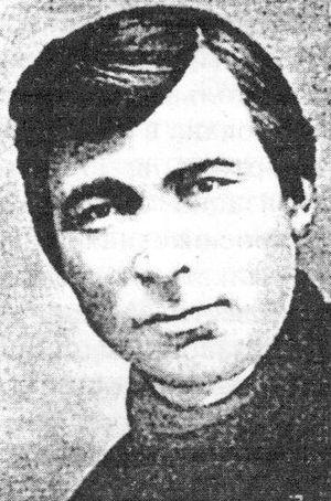 Удмуртский поэт и прозаик Айво Иви (Иван Григорьевич Векшин).