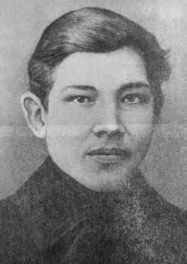 Кузебай Герд семинарист.