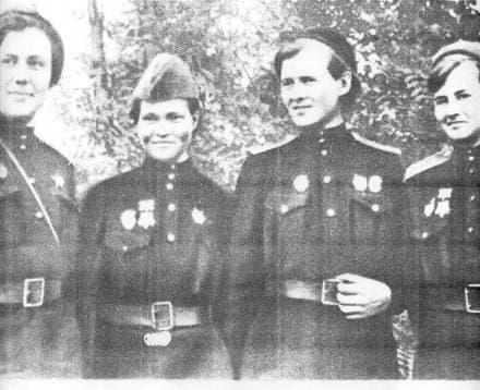 46-й гвардейский ночной бомбардировочный авиаполк.