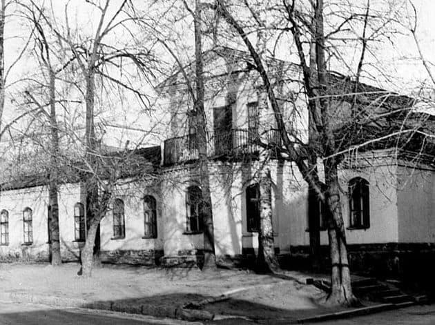 Дом Захария Лятушевича. Ижевск.