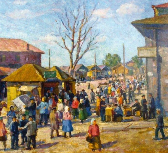 Косолапова Н.А. Старый Ижевск (1929).