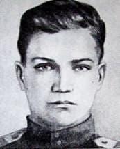 Горячев Владимир Петрович - Герой Советского Союза.