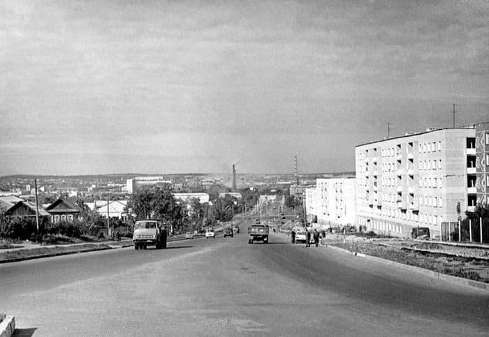 Улица Карла Либкнехта 1978-80 гг.