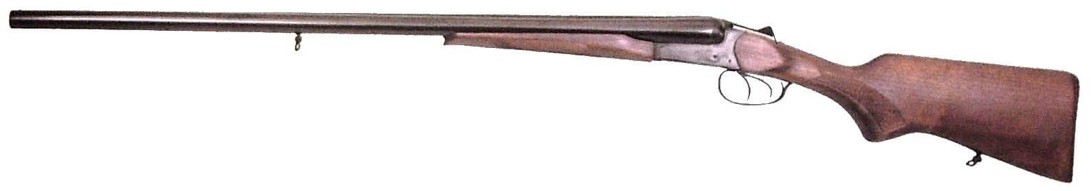 Охотничье двуствольное ружье ИЖ-43, izh-43. Производились на Ижевском механическом заводе.