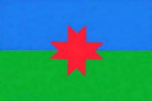 Флаг Сюмсинского района.