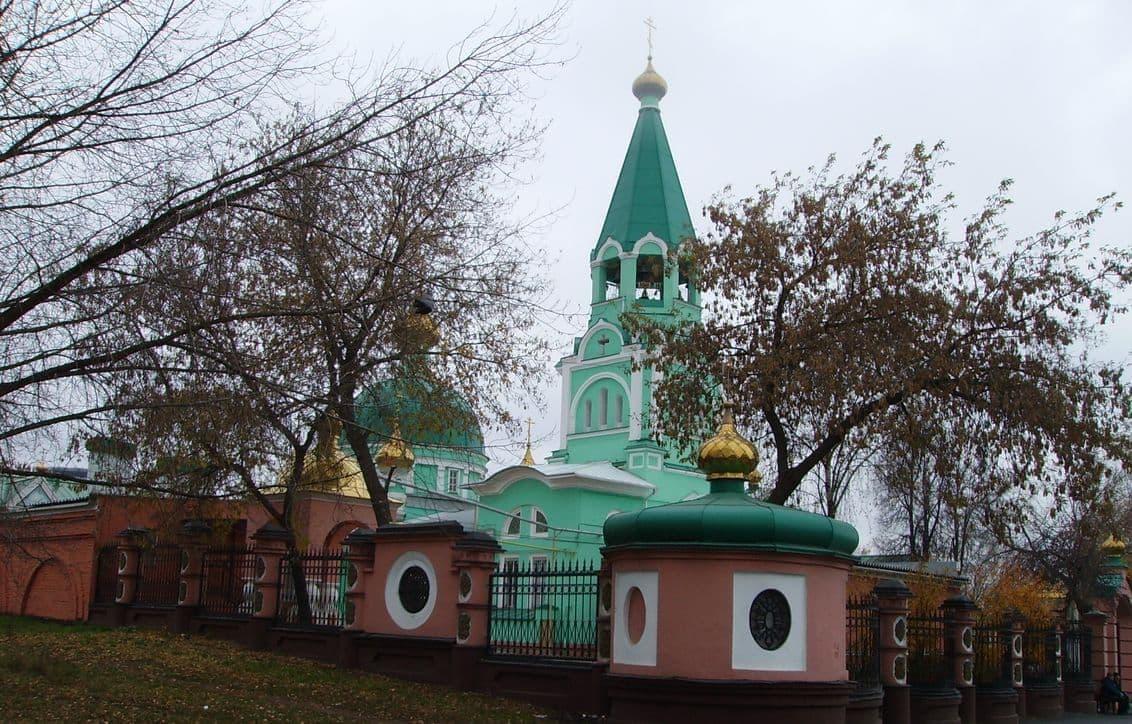 Свято-Троицкий собор, Ижевск. ДВА.