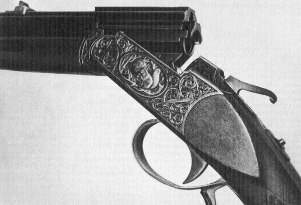 Промысловое пуледробовое охотничье ружье Иж-56-3 «Белка»