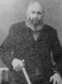 Один из первых сотрудников областного уголовного розыска Гусев В.