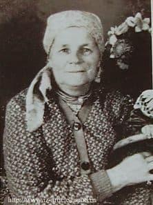 Калашникова Александра Фролова - мать Калашникова М.Т. (1884—1957)