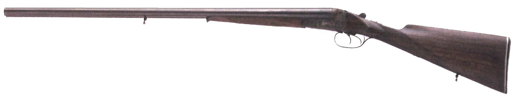 Двуствольное горизонтальное ружьё ИЖ-26