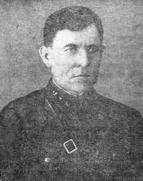 Один из первых автоинспекторов Кожевников Т.Г. 1936г.